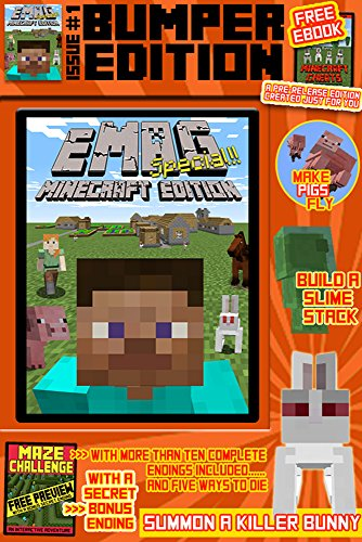 Minecraft, issue 1 # BUMPER EDITION #: Unofficial Minecraft Books for -