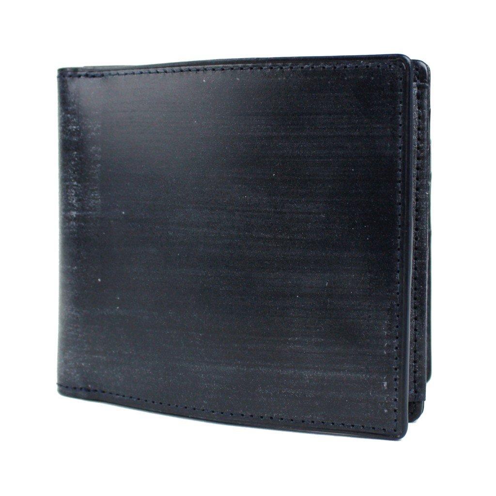 [ポーター]PORTER ビルブライドル BILL BRIDLE 二つ折り財布 185-02254 B07D8HK8DN ネイビー(50) ネイビー(50)