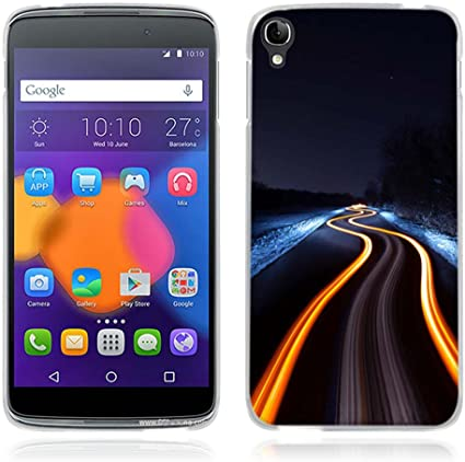 FUBAODA Funda para Alcatel One Touch Idol 3(5.5 Inch) Serie ...