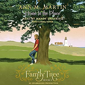 Family Tree Book Four Hörbuch