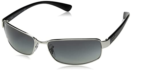 Amazon.com: Ray Ban Rb3364 - Gafas de sol de metal, marco ...