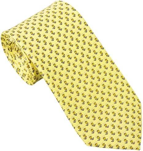 Handmade 7 Fold Silk Tie (31 Options) by Sebastien Grey