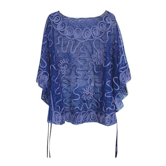 Accesorios plateados para vestido azul
