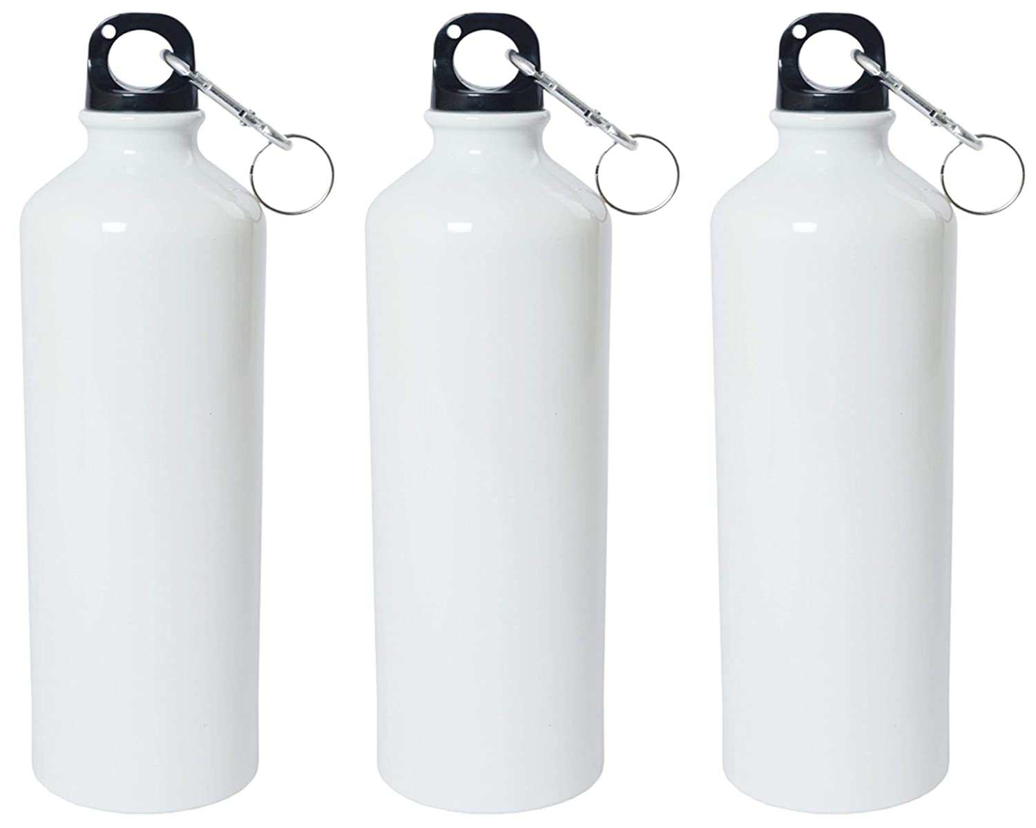61bd3ebb1d Crazy Sutra Classic Sipper Plain Water Bottle/Sipper White - 600Ml  [SipperWhite3pc]: Amazon.in: Home & Kitchen