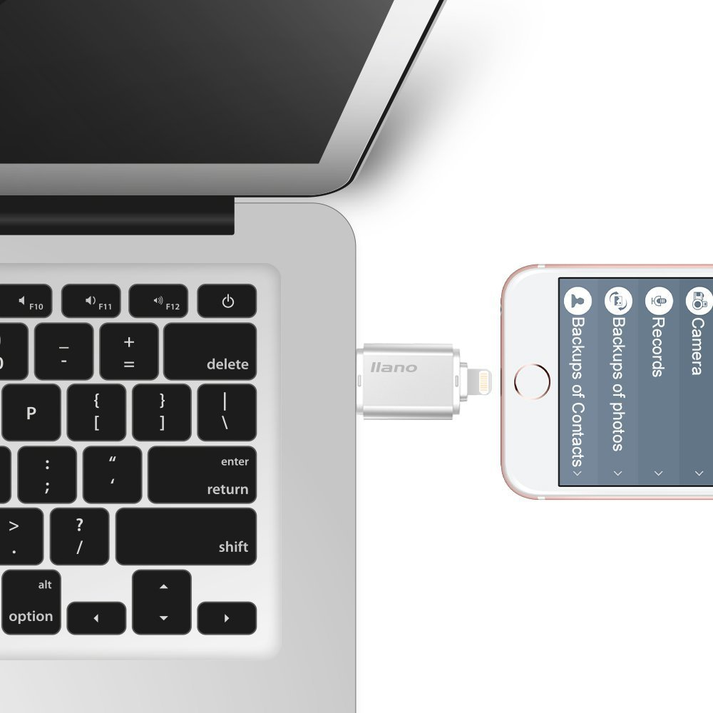 Memoria USB Apple certificado iPhone