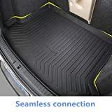 TUTU-C Car Boot Pad Carpet Cargo Mat Trunk Liner