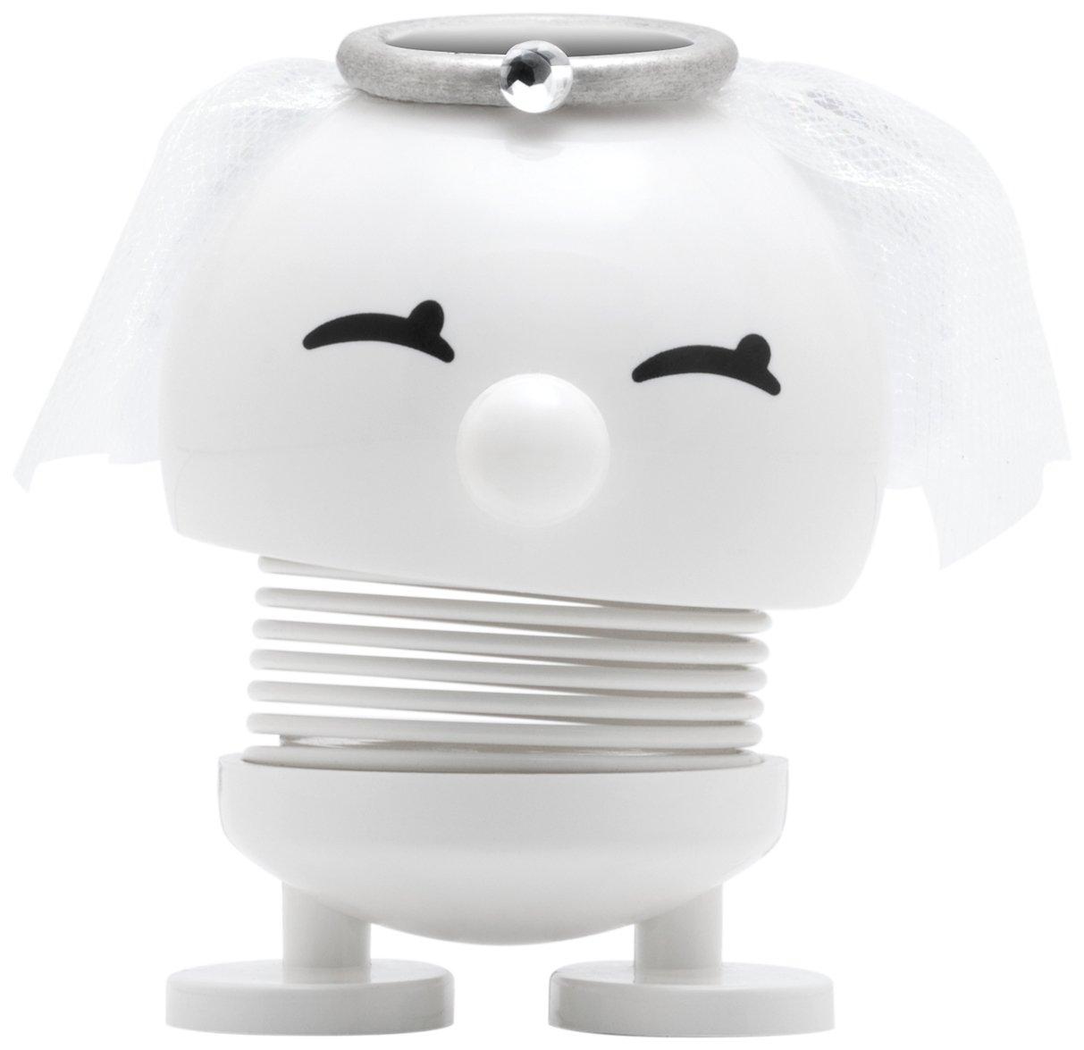 Hoptimist Piccolo Plastica Sposa di Cerimonia Nuziale, Bianco 4006-10