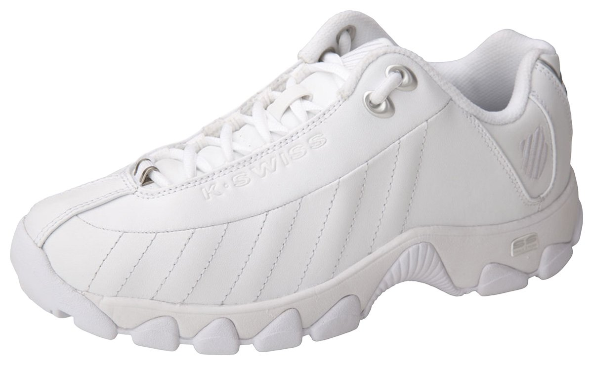 K-Swiss Mens ST329 Fashion Sneakers B01C4ECCZU 10H|ホワイト ホワイト 10H