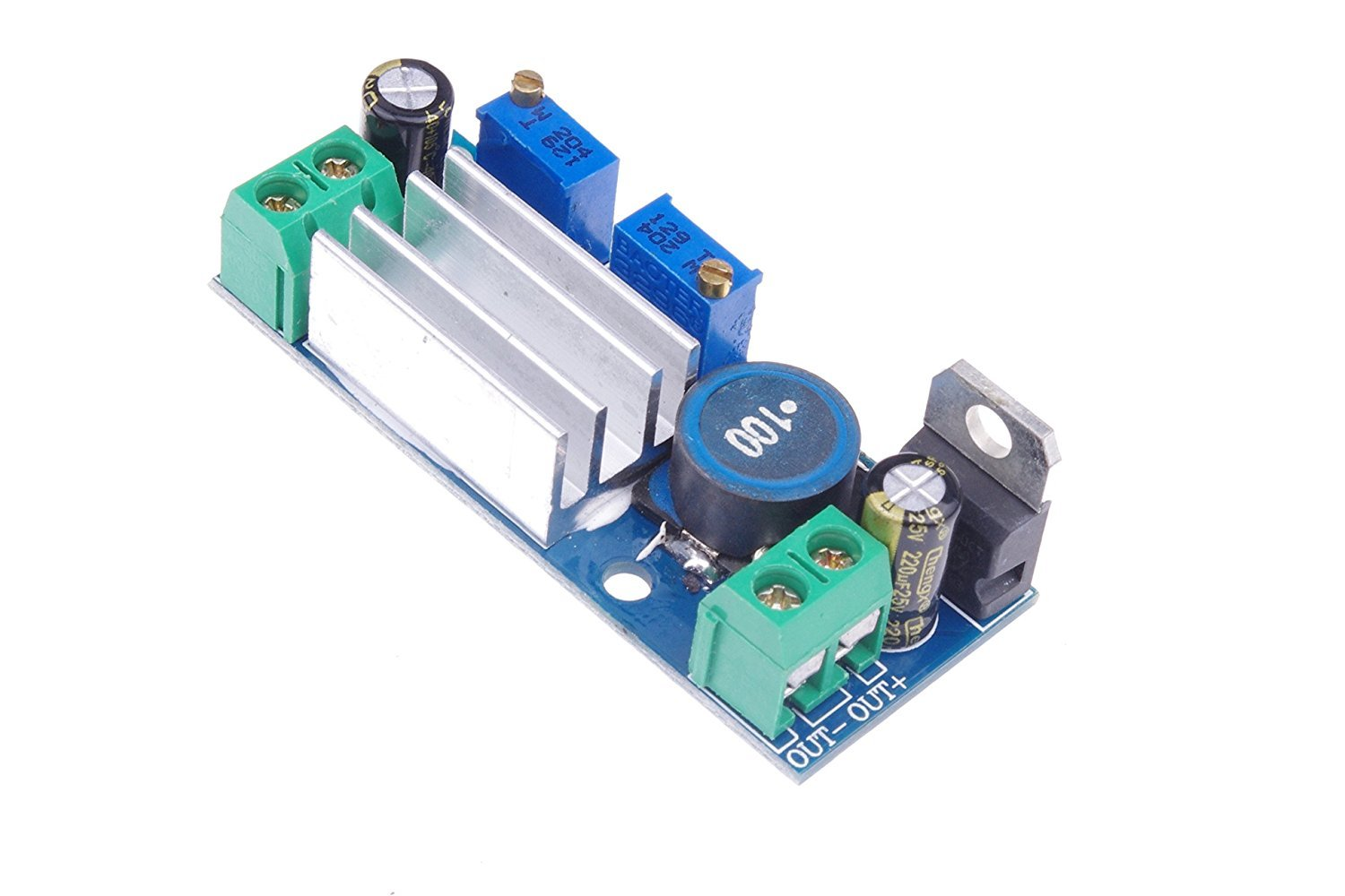Smakn Dc Buck Converter Step Down Module Power Supply 45v 32v Mode A Low Frequency Frequencylow To 08v 20v 3a Led Driver