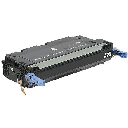 PerfectPrint - Cartucho de Toner Negro Compatible Impresora Laser Q6470A para HP Laserjet 3600 3600N 3600DN 3800 3800N 3800DN 3800DTN CP3505 CP3505n ...
