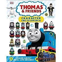 Thomas & Friends Character Encyclopedia (Library Edition)