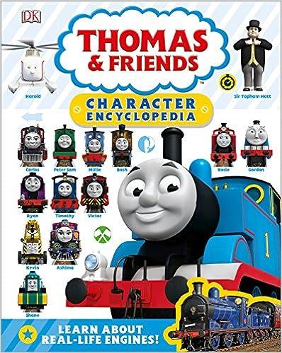 Descargar Torrents Thomas & Friends Character Encyclopedia Paginas De De PDF