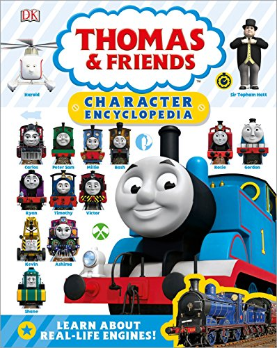 Thomas & Friends Character Encyclopedia (Library Edition)