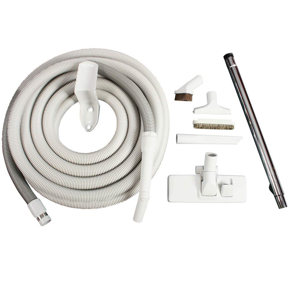 Cen-Tec Systems 93367 Central Vacuum Attachment Kit, Gray by Centec Systems