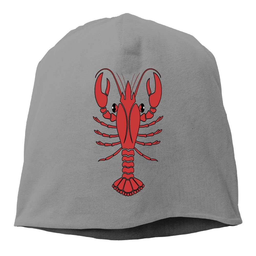 Janeither Fashion Solid Color Lobster Image Headband for Unisex RoyalBlue One Size