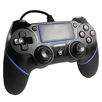 [PS4 Versión 5.55] beneray Playstation 4 Controlador PPS engancharse Gamepads USB connection acelerómetro 6