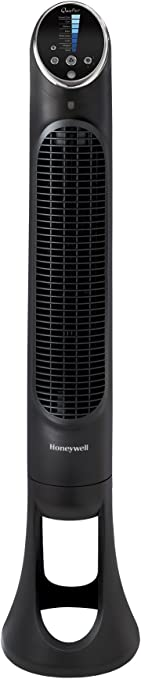 Honeywell QuietSet Whole Room Tower Fan-Black, HYF290B