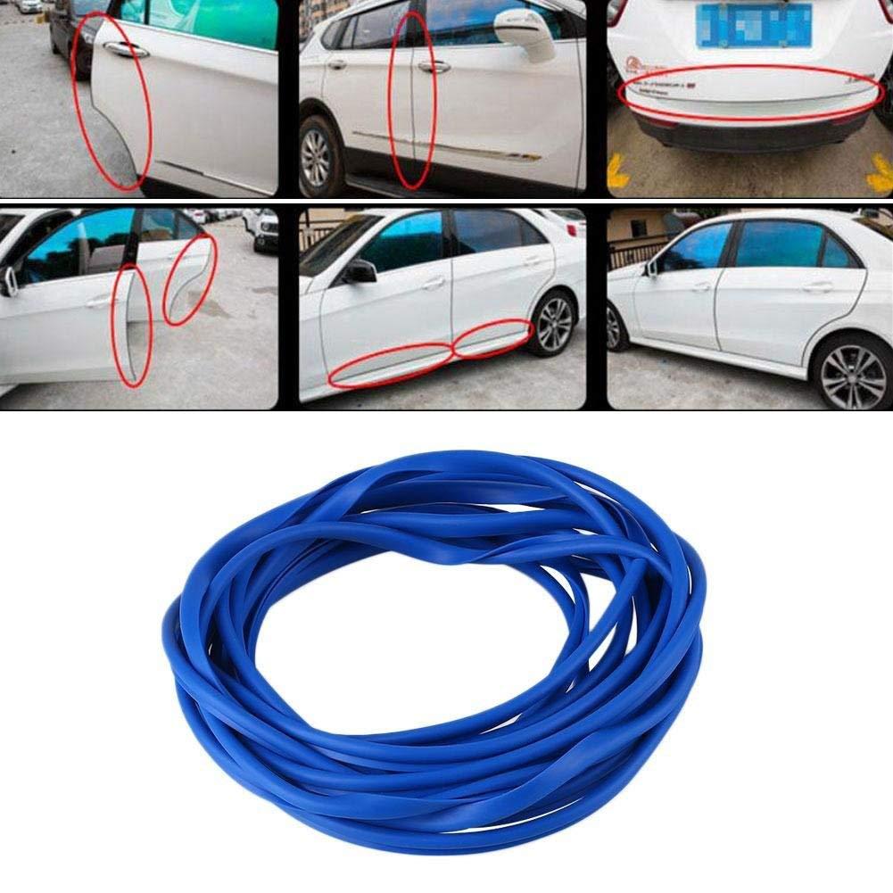 Car Door Edge Guards Trim Rubber Seal Protector Guard Strip Car Protection Door Edge fits most cars EUYOUZI Door Edge Guard//Protected Lining//Trim Molding Grey
