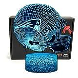 Deal Best NFL Team 3D Optical Illusion Smart 7