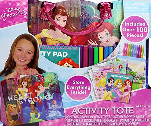 Princess Fashion Set (Tara Toy Princess Fashion Giant Art Tote)
