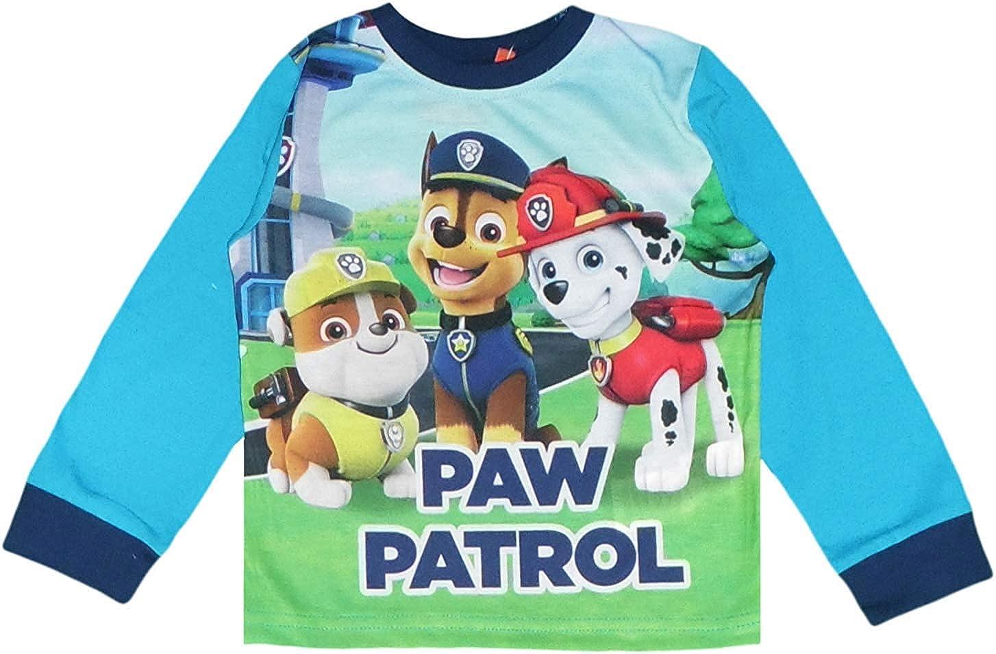 Nickelodeon Paw Patrol Pigiama Lungo per Bambini