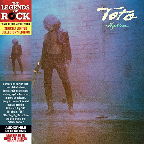 Hydra - Cardboard Sleeve - High-Definition CD Deluxe Vinyl Replica ()