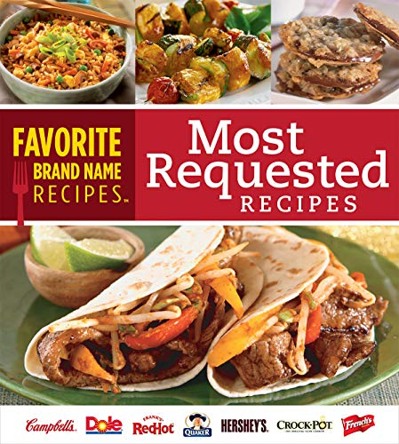 Favorite Brand Name Most Requested Recipes (Evaporated Milk Cover)