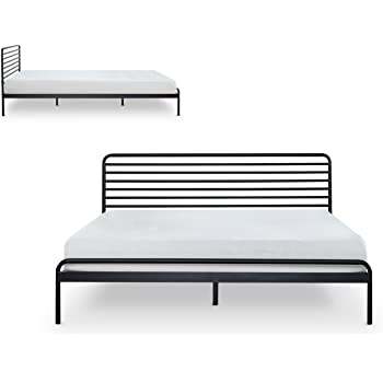 Amazon Com Zinus Sonnet Metal Platform Bed Frame