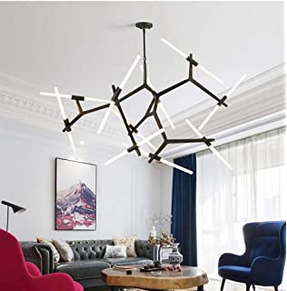 Amazon.com: MoreChange DIY Modern Chandelier Industrial ...