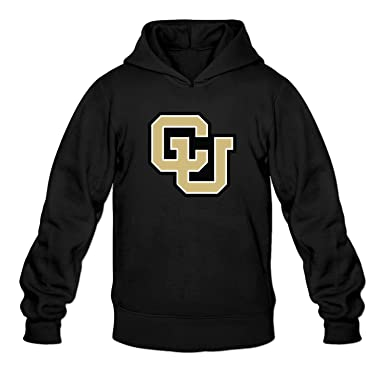 475e2e863ba1 Amazon.com  Men s CU Boulder Colorado Buffaloes Athletic Hoodie ...
