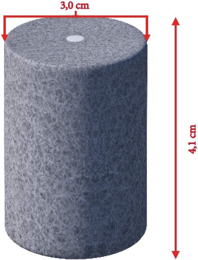 25 pezzi per fori fino a /Ø 17 mm verniciabili Tappi per ancoraggio ponteggi