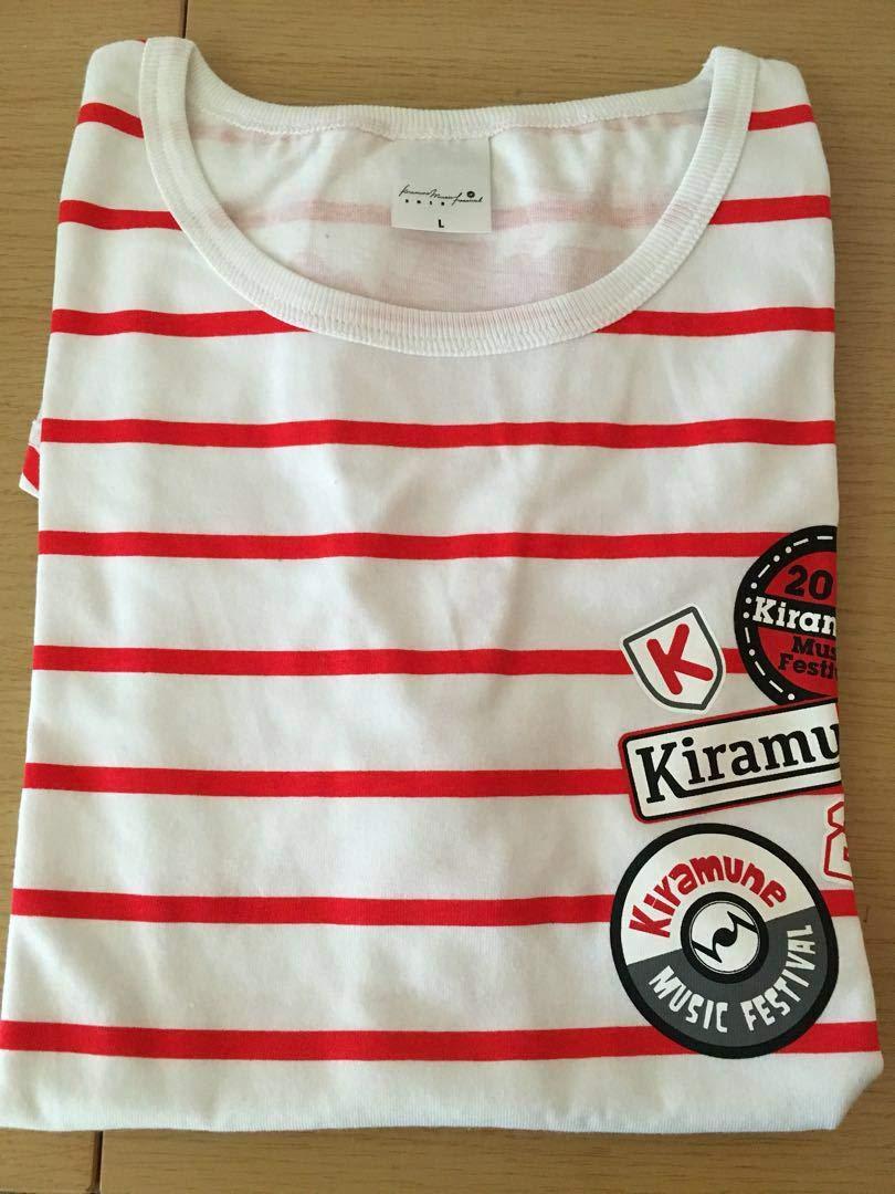Kiramune キラフェス2018 メンバーTシャツ 入野自由   B07QPPLFXK