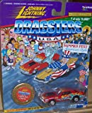 JOHNNY LIGHTNING DRAGSTERS U.S.A SUMMER FEST AMERICAN STYLE LIGHTS OUT LIBERITY