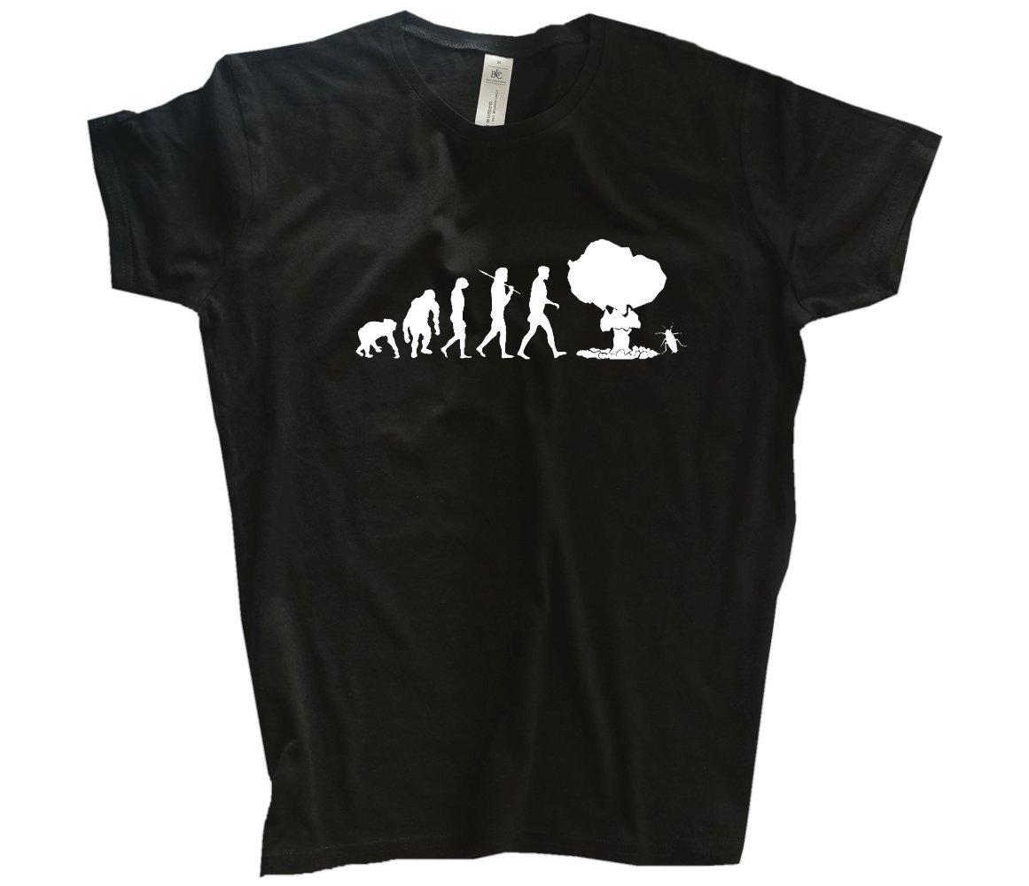Shirtzshop T-shirt Evolution Lehrer B00PNLQVRC T-Shirts Ein schönes Herz Herz Herz verfolgen caefd8