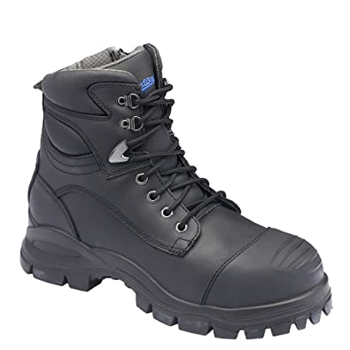 5f6a3291a0b Blundstone Men's Xfoot Rubber Range Zip Boot