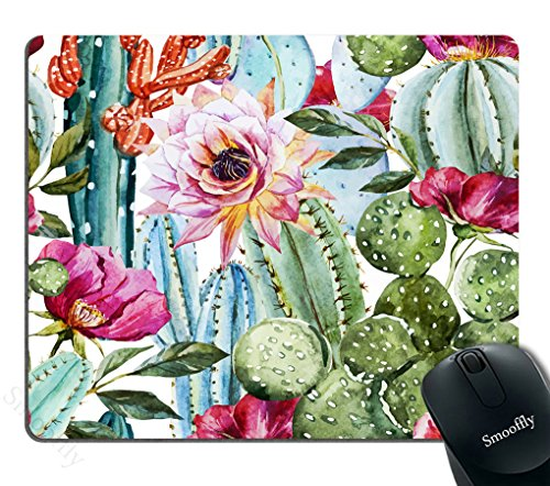 mouse pad flowers - 5