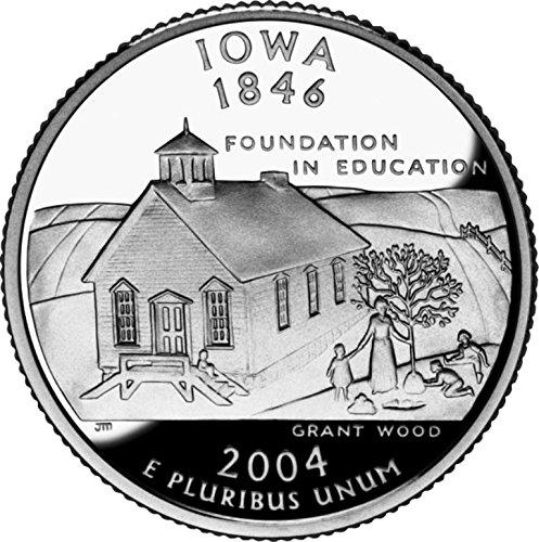 2004 P Bankroll of Iowa Statehood Uncirculated