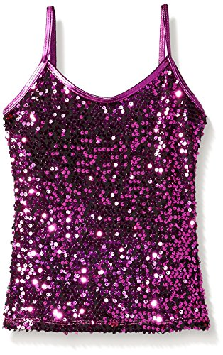 Gia Mia Dance Girls Big Sequin Camisole