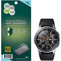 Pelicula de Vidro Temperado 9h para Samsung Galaxy Watch 46 mm, HPrime, Película Protetora de Tela para Celular, Transparente