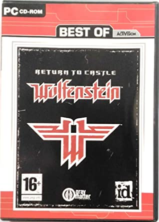 Activision Return to Castle Wolfenstein, PC - Juego (PC, 800 MB ...