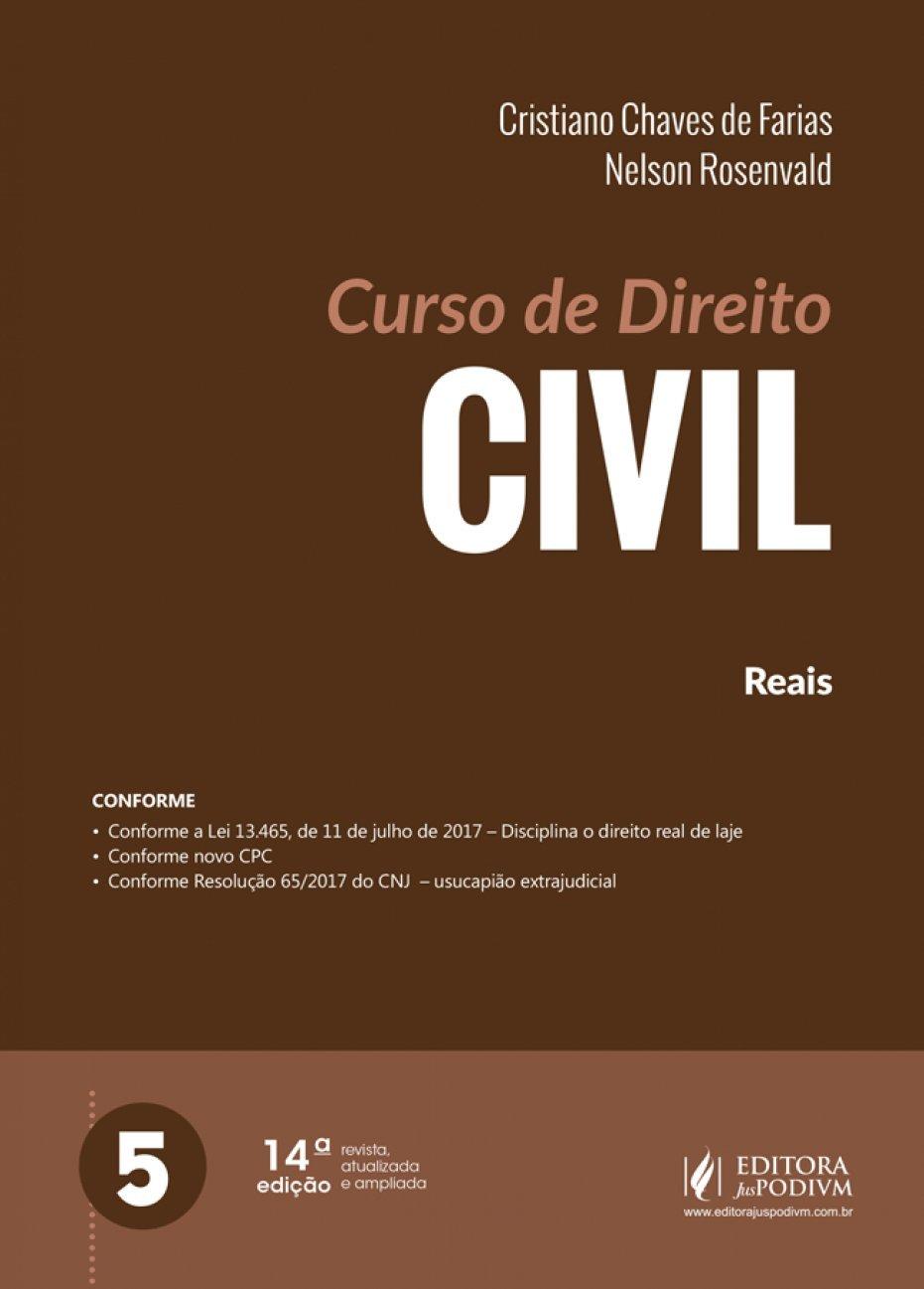 curso de direito civil - reais