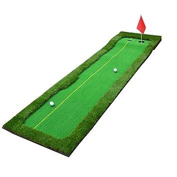 Ljf Colchonetas de Golf Que golpean la práctica, astillado y ...