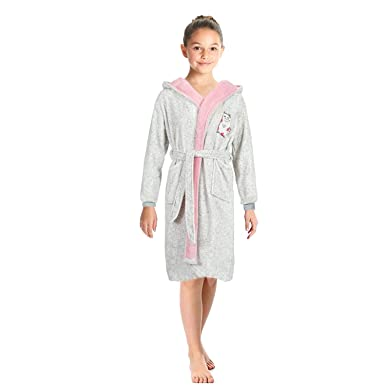 Image Unavailable. Image not available for. Color  Kids Hooded Robe 406446785