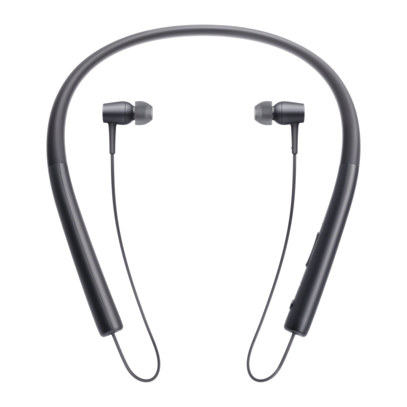 Sony MDREX750BTB - Auriculares in-ear inalámbricos (con audio de alta resolución, Bluetooth con NFC y LDAC), color negro