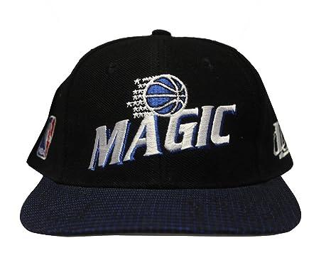 info for 27827 ab09b coupon code for vintage orlando magic grid snapback cap hat deadstock nba  dad cap hat retro