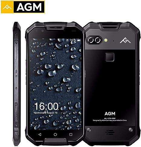 AGM X2 Full HD, AGM X2 Android 7.1 5.5 pulgadas IP68 a prueba de ...