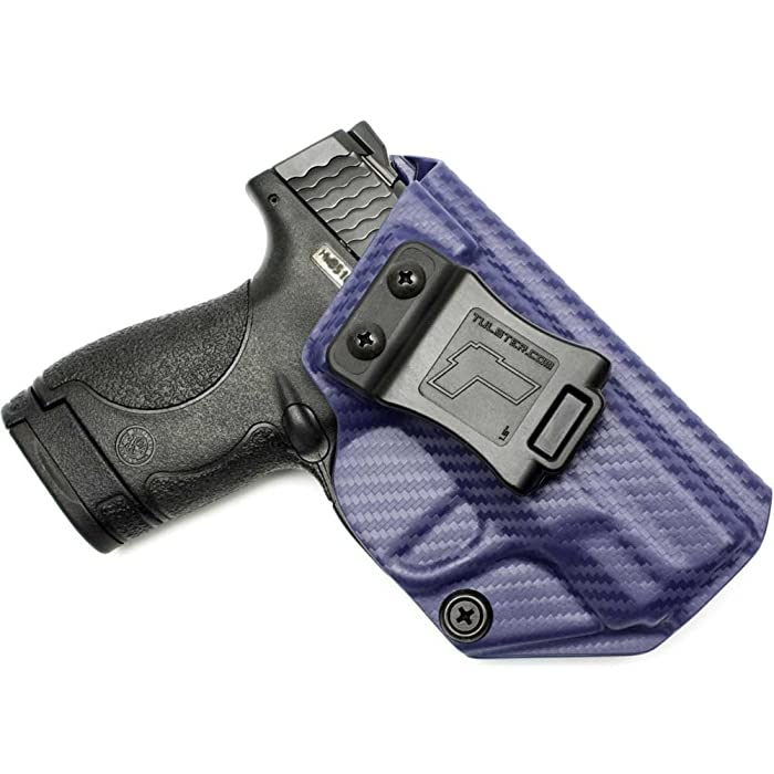 4. M&P Shield M2.0 9mm/.40 Holster – Tulster IWB Profile Holster