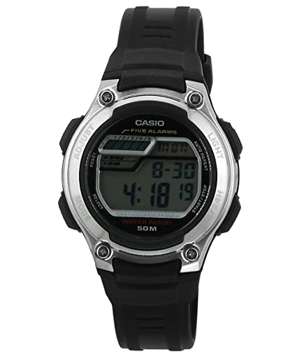 Montre casio homme bracelet scratch