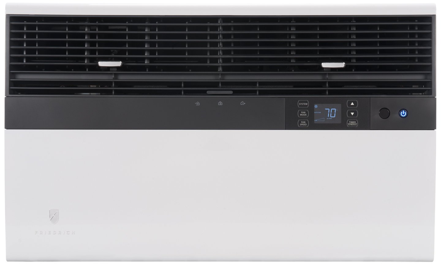 10,000 BTU – ENERGY STAR – 115 volt – 10.9 EER Kuhl Series Room Air Conditioner with Reverse Cycle Heat Pump