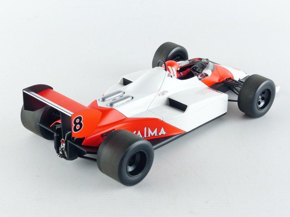 Minichamps 537831808 1:18 1983 Mclaren Ford MP4//1C Niki Lauda Die Cast Car